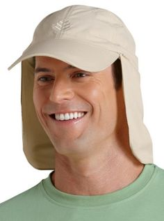 Coolibar All Sport Hat (Legionaire hat) is perfect for walking 880ba5172a1