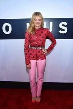 Chloë Grace Moretz in Louis Vuitton - MTV Video Music Awards 2014