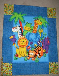Image result for nursery panels to quilt
