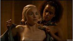 Image result for emilia clarke nude scene game of thrones