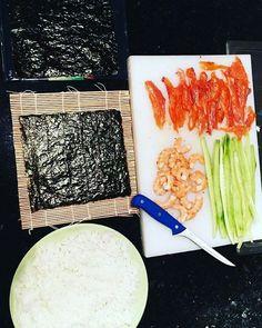 Noite de sushii 🍘🍙🍚🍜🍣