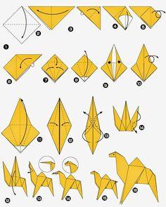 """Blog Dedicado al Aprendizaje de Origami, Arte de plegado de papel o también llamado papeloflexia segun """"RAE""""."""