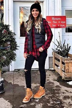 Neuen: Tricô: jaquetas femininas de inverno, como roupas de malha, moletons, cachecóis, s …. Casual Winter Outfits, Winter Boots Outfits, Winter Outfits Women, Winter Fashion Outfits, Outfits For Teens, Autumn Winter Fashion, School Outfits, Winter Wear, Outfit Winter