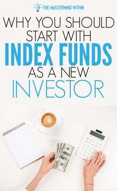 The Benefits and Risks of Investing in Index Funds - Finance tips, saving money, budgeting planner Ways To Save Money, Money Tips, Money Saving Tips, Investing In Stocks, Investing Money, Investment Tips, Savings Planner, Term Life, Early Retirement