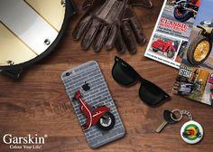 Lets's ride! ;) #garskin #indonesia #original #design #art #awesome #amazing #vintage #love #fun #creative #insane #vespa #scooter