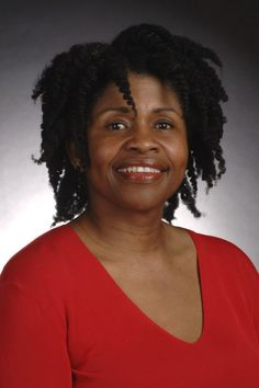 The Honorable Maryellen Hicks, the first African-American woman to
