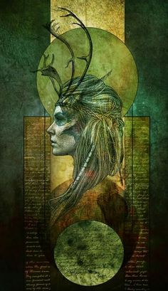 Lady  of  the  earth by Jena DellaGrottaglia