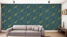 Buy Cole & Son 103/4018 Nautilus Wallpaper | Whimsical | Fashion Interiors