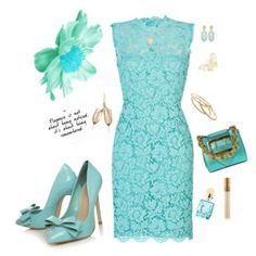 Elegance  and chic Tiffany blue
