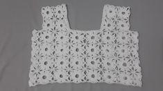 Crochet Yoke, Crochet Skirts, Crochet Patterns, Baby Shower Snacks, Crochet Baby Clothes, Girls Dresses, Handmade, Crochet Baby Dresses, Patron Crochet