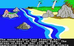 1985: Kings Quest I - Atari ST