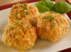 Walnut and Asiago Bites - These savory bites are full of cheesy flavor. #FallFlavors