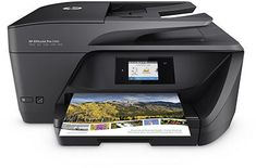 HP OfficeJet Pro 6968 All-in-One Photo Printer