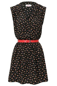Louche Zaza Owl Dress