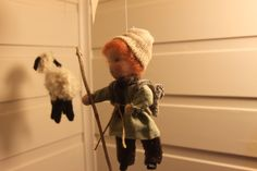 Gjetergutt med marionette-lam How To Make