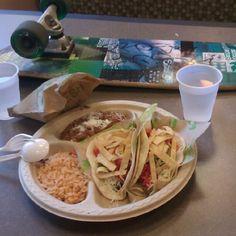CSUF Baja Fresh Express in the TSU Food Court
