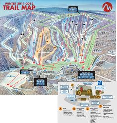 Great place to learn Ski Mountain, Mountain Resort, Great Places, Places Ive Been, Snow Resorts, Ski Weekends, Maputo, Trail Maps