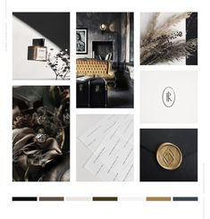 Inspiration Boards, Color Inspiration, Mood Boards, Branding, Studio, Design, Studios, Brand Identity, Branding Design