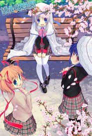 Anime novo adicionado: Little Busters  https://www.animerev.info/tvshows/little-busters/ https://www.animerev.info/