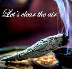 Let's clear the air.. WILD WOMAN SISTERHOODॐ #WildWomanSisterhood #smudging…