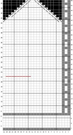 Get a pencil and fill in the squares as you see fit, then get knitting!
