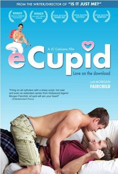 Watch eCupid full hd online Directed by J. With Houston Rhines, Noah Schuffman, Matt Lewis, Andy Anderson. A gay man nearing and in a relationship rut, taps into an oth Romance Movies, Romance Books, Gay Frases, Movies To Watch, Good Movies, Movie Covers, Movie List, Cute Gay, Gay Couple