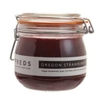 FREDS at Barneys New York Oregon Strawberry Preserves, select by Thom Browne, designer of Thom Browne and Thom Grey, and Barneys New York influencer.