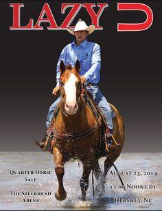 Lazy U Quarter Horses Sale ~ August 23, 2014
