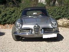 1961 Giulietta Spider veloce