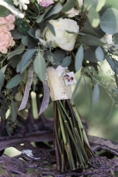 Bridal bouque ideas - William Innes Photography