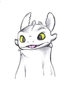 Dragon cartoon drawing toothless toothless sketch toothless dragon how to draw toothless drawings cartoon bearded dragon Art Drawings Sketches Simple, Pencil Art Drawings, Animal Drawings, Easy Drawings, Cute Drawings Of Animals, Easy Dragon Drawings, Disney Drawings, Cartoon Drawings, Toothless Drawing