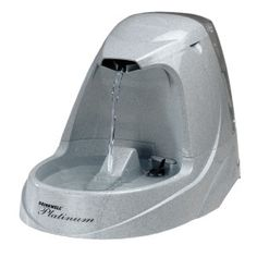 Drinkwell® Platinum Pet Fountain Item: 11147416   Price: was $76.99 CAD  Now: $61.59 CAD