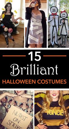 e65dc69c289 15 Brilliant Halloween Costume Ideas For Uni Parties - Society19 UK Best  Diy Halloween Costumes