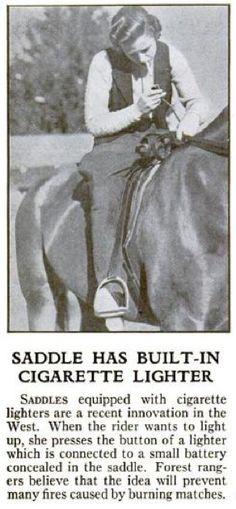 saddle lighter
