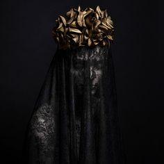 Black Widow by Martina Nemčeková | via Tumblr