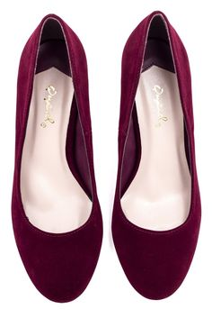 Mmmm velvety heels! // Use code LABORDAY now through 9/5 at 11:59 PM PST to get 15% off everything!