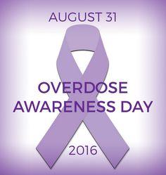 Overdose Awareness Day Aims to Increase Awareness, Reduce Stigma