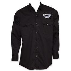 <b>Features</b><ul><li>On the colder days of the year try on this Jack Daniel& Embroidered Button Up Long Sleeve Shirt for a look inspired by your passion and love for the classic brand of Cotton.</li><li>Size X Large. Jack Daniels Shirt, Jack Daniels Logo, Button Up Dress, Button Up Shirts, Tee Shirts, Tees, Jack Daniel's Tennessee Whiskey, Bowling Shirts, Team Wear