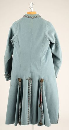 Suit | British | The Metropolitan Museum of Art Accession Number: 1972.85.1a–