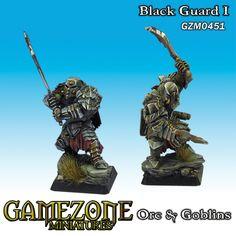 Black Guard  GameZone