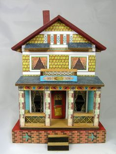 1/4 Scale Bliss Houses : Cynthia Howe Miniatures!, Your premier ...