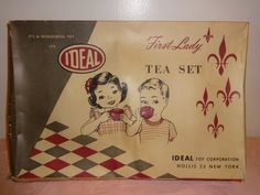 Vintage Rare Find NEW in BOX Ideal First Lady by VintageyItems