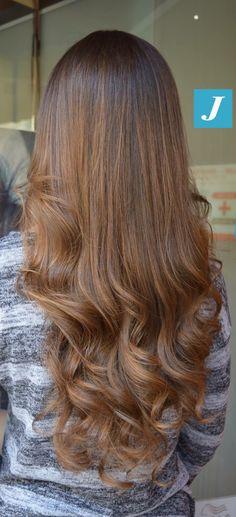 An alluring lure...Degradé Joelle! Un sedicente richiamo...Degradé Joelle! #cdj #degradejoelle #tagliopuntearia #degradé #igers #musthave #hair #hairstyle #haircolour #haircut #longhair #ootd #hairfashion