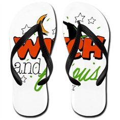 #Artsmith Inc             #ApparelFootwear          #Men's #Flip #Flops #(Sandals) #Halloween #Witch #Famous #with #Witch         Men's Flip Flops (Sandals) Halloween Witch and Famous with Witch Hat                                    http://www.seapai.com/product.aspx?PID=7021570