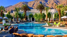 The Riviera Hotel, Palm Springs.. been here the spa is amazing & they have the best cheeseburgers :)