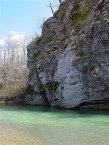 Buffalo River National Park - No better place in the world to relax & wind down.  LOVE IT!  Go every year!