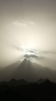 Celestial, Mountains, Sunset, Wallpaper, Nature, Travel, Outdoor, Outdoors, Naturaleza