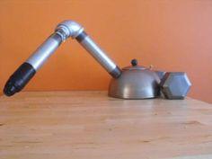 Steam distiller from a teapot- DIY