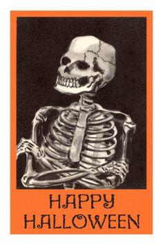 #Happy #Halloween #Skeleton