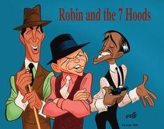 Dean Martin  Frank Sinatra ~ SammyDavis Jr. - web photo - MReno